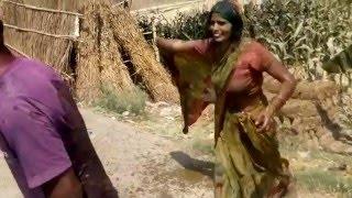 Bhabhi ki Hot and sexi holi Ganw ki holi Part-1 / होली का हुड़दंग सुल्तानपुर बलिया से