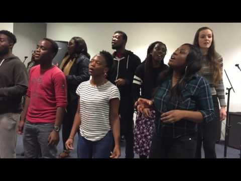 University of Derby Gospel Choir - UGCY Entry Video 2017