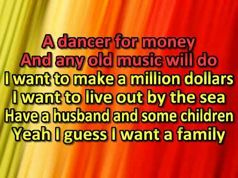 Private Dancer [karaoke]