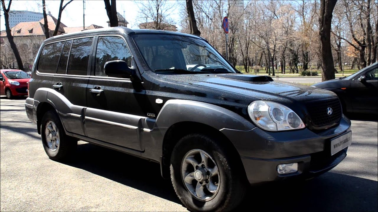 hyundai terracan 2 9 diesel 163cp 2007 inovauto youtube. Black Bedroom Furniture Sets. Home Design Ideas
