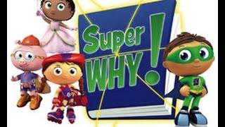 Super Why Phonics Fair - best iPad app demos for kids