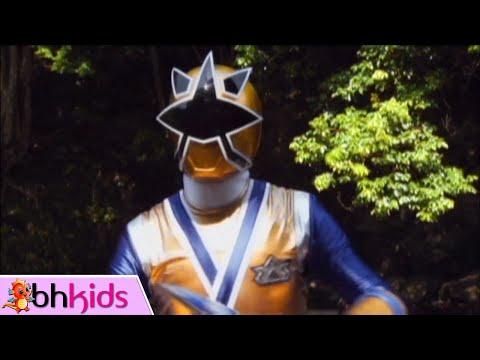 Siêu Nhân Thần Kiếm - Tập 17 Full HD : Siêu Nhân Vàng Kim Nhập Môn
