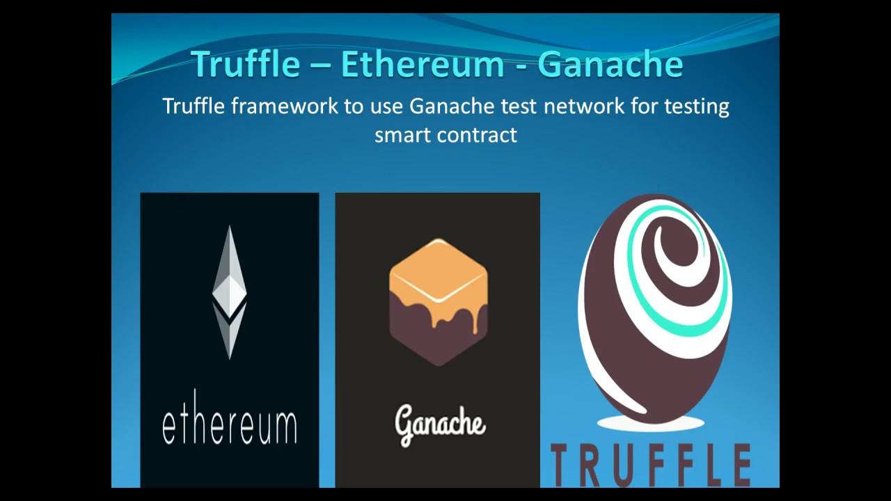 Truffle Framework Integration with Locally & remotely running BlockChain  Network (Ganache) - Part8