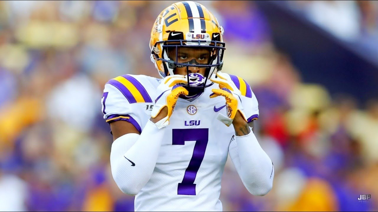 LSU Safety Grant Delpit Highlights ᴴᴰ - YouTube