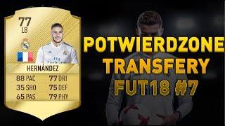 Potwierdzone transfery [#7] - Fifa Ultimate Team 18