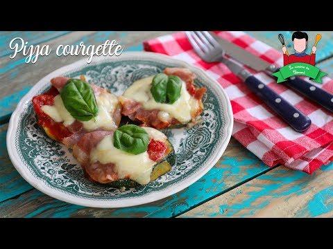 recette-pizza-ronde-courgette-à-la-poèle