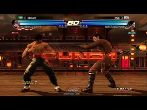 OUG 2016 - S2 | TTT2 Grand Final: Hisham (Law/Forest Law) vs JDCR (Dragunov/Devil Jin)