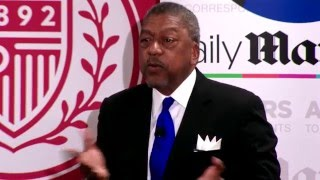 BET Founder, Bob Johnson, on Building the Company