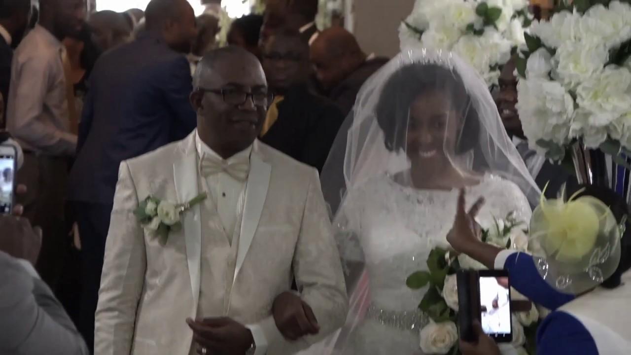 ETM Tabernacle -Julia Lukumuena & Emanuel Tshimoa Wedding