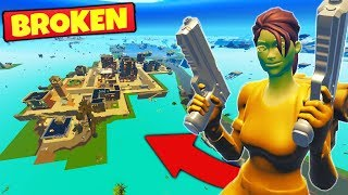 how bad can FORTNITE GRAPHICS get?