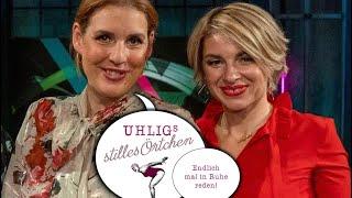 Uhligs stilles Örtchen mit Sabine Heinrich – Endlich mal in Ruhe reden!