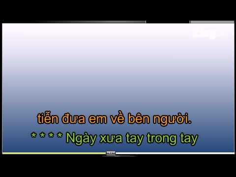 Tinh Yeu Nao Phai Tro Choi 1- KARAOKE - Tuan Hung