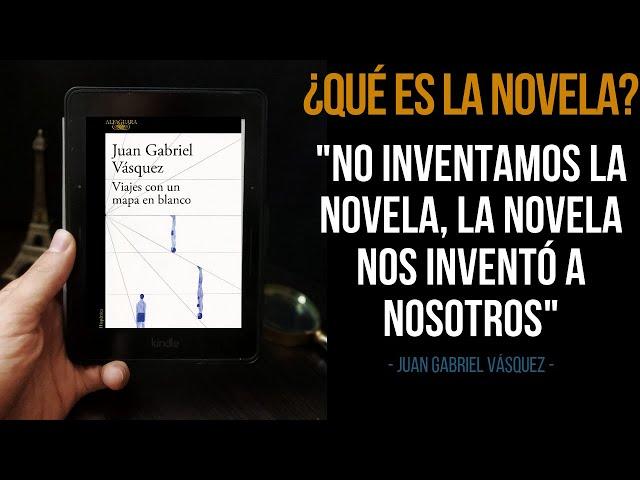 🗺️ Viajes con un mapa en blanco - Juan Gabriel Vásquez [RESUMEN - RESEÑA COMPLETA] ⭐⭐⭐⭐