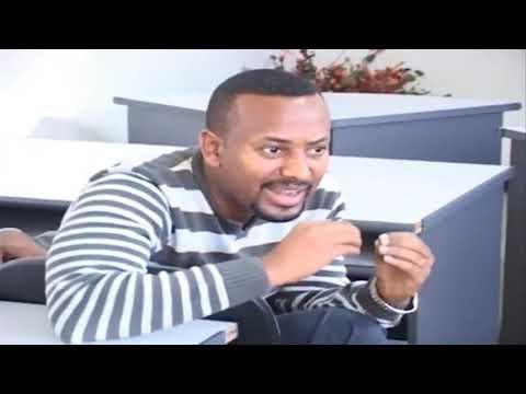 Ethiopian: DR Abiy Ahmed Documentary film in INSA