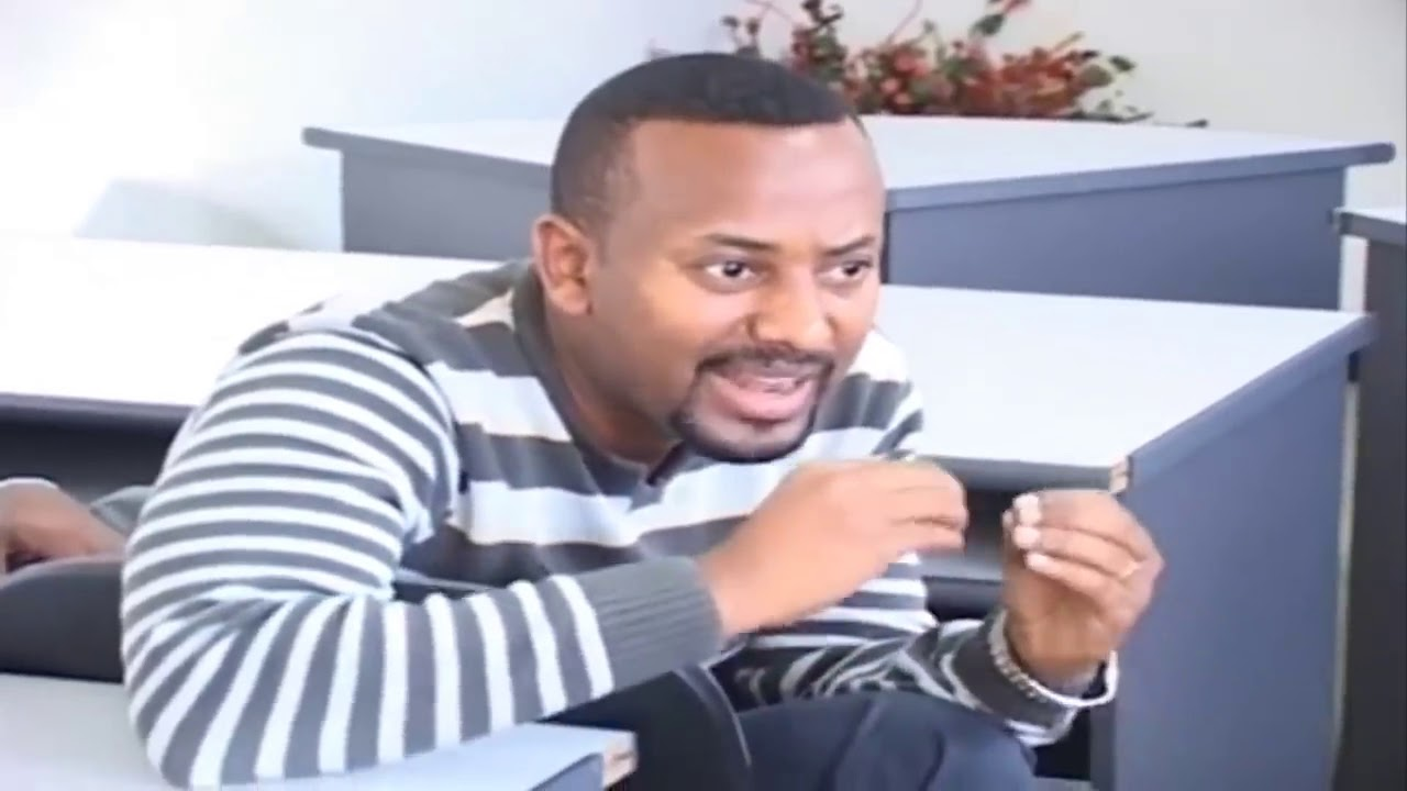 Download Ethiopian: DR Abiy Ahmed Documentary film in INSA