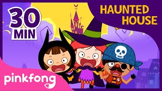 Haunted House and more | +Compilation | Halloween Songs | Pinkfong Songs for Children