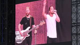 James Morrison - Higher Than Here- Pinkpop 2016