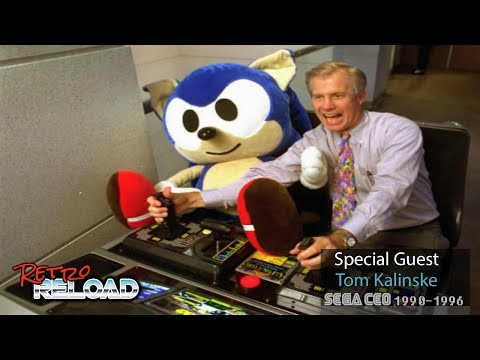 "Episode 99: Former SEGA CEO on Playstation VR ""They had to tear it off my head!"""