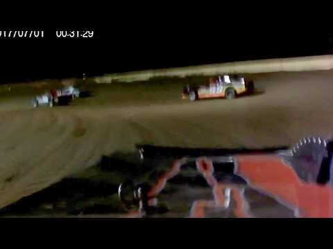 Greenville Speedway 06 30 2017 In Car #66 Factory Stock Feature