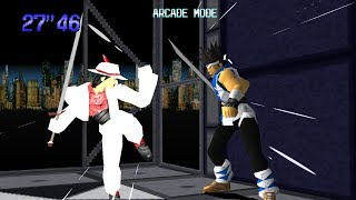 PSX Longplay #87: Battle Arena Toshinden 3