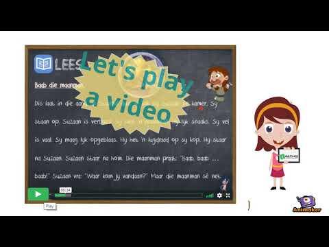 Learneo Afrikaans