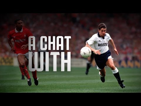 A chat with: Gary Lineker