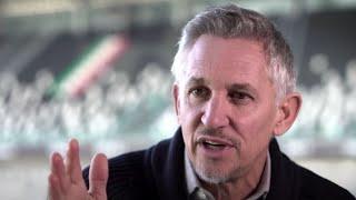 Gary Lineker talks Juventus vs Tottenham - Champions League