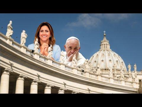 La No Tan Privada Reunión Entre El Papa Y La Primera Dama En El Vaticano