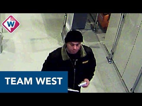 Verloren kassabon leidt naar verdachte woninginbraak Hillegom - Team West
