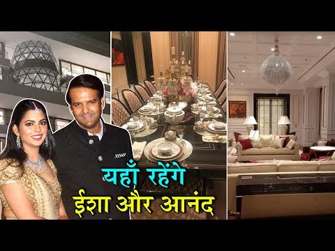 INSIDE PICTURES Of Isha Ambani New Home After Marriage