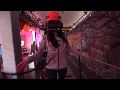 Merrell 'Trailscape' | Framestore VR Studio