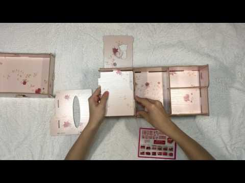 Miss Prim Manila's Wooden Organizer Unboxing & Assembly