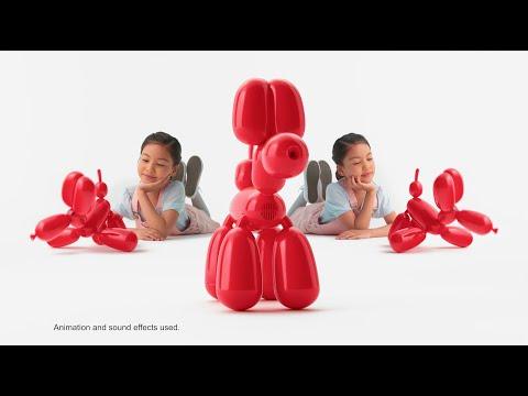 SQUEAKEE   Your Balloon Dog Best Friend   TVC 30