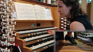 Bruhns - Praeludium in G minor