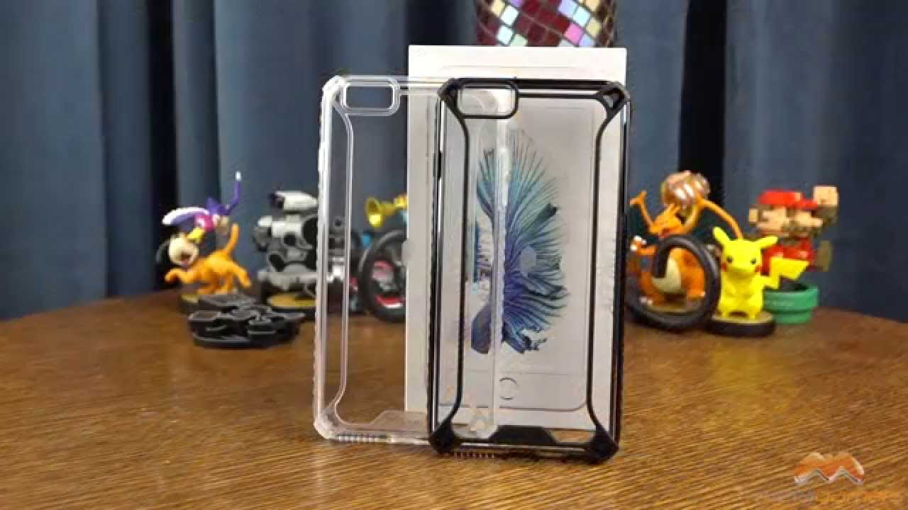 newest 43766 b61eb iPhone 6s Plus Poetic Affinity Case Review