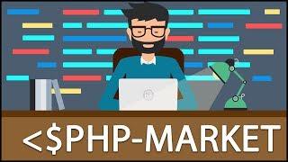 скрипты и шаблоны для создания проектов в сети. Обзор PHP-Market