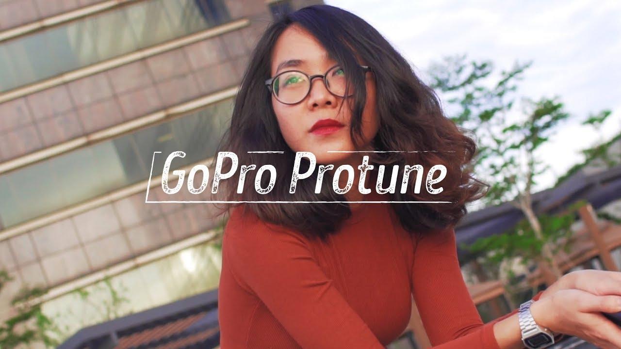 Setting hiệu quả cho GoPro bằng Protune // Chìa khóa để quay GoPro đẹp