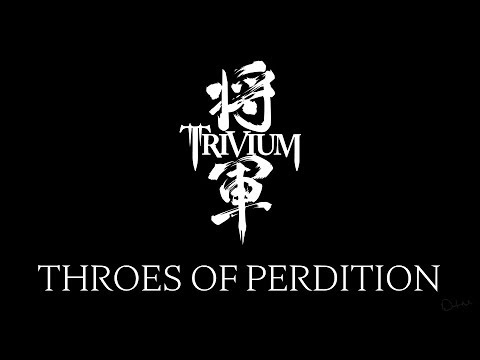 Matt Heafy (Trivium) - Throes Of Perdition