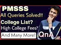 Gambar cover PMSSS All Queries Answered & Other Doubts Solved Important QnA SessionMust Watch🔥🔥