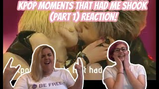 Gambar cover kpop moments that had me shook (part 1) Reaction