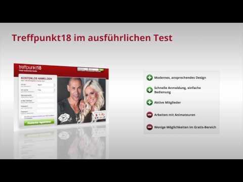 Treffpunkt18 Test - Knisterndes Dating-Portal?