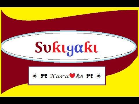 Sukiyaki for Karaoke