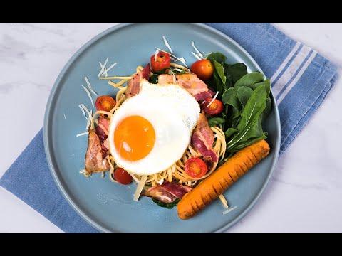พาสต้าอาหารเช้า Breakfast Pasta - วันที่ 17 Jun 2019