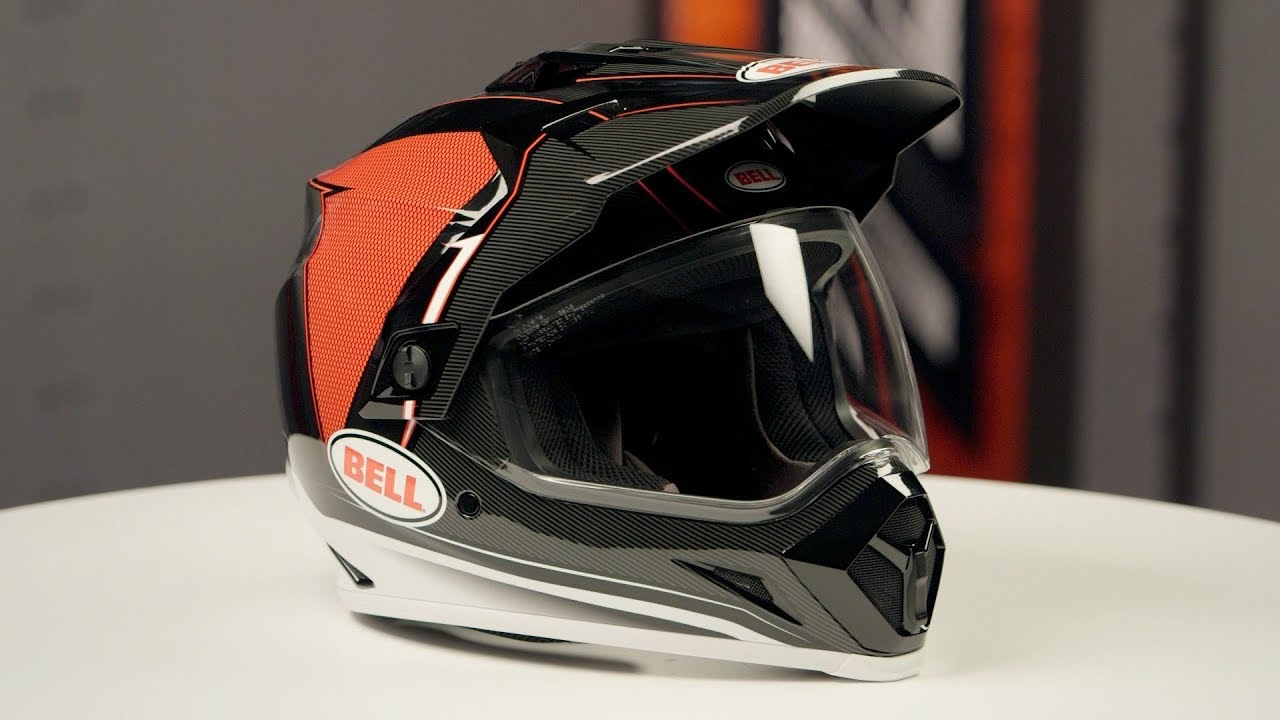 bell mx 9 adventure mips berm helmet review at youtube. Black Bedroom Furniture Sets. Home Design Ideas
