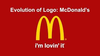 Download Video Evolution of Logo: McDonald's MP3 3GP MP4
