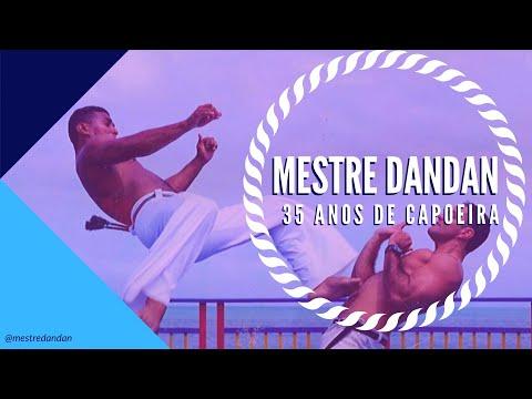 Documentário Mestre Dandan - 35 ANOS DE CAPOEIRA