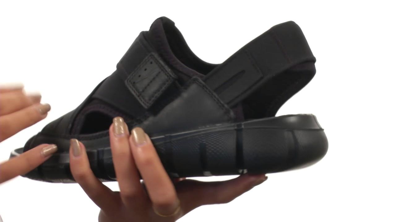 d0bf5555d ECCO Sport Intrinsic Sandal SKU 8777082 - YouTube