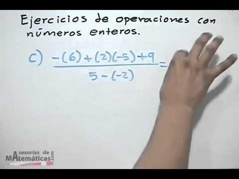 Simplificación de expresiones con números reales - YouTube