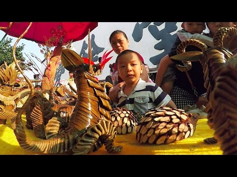 GoPro: The Disappearing Art of Bamboo Weaving