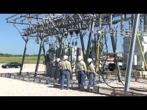 Mobile substations keep power flowing for LCRA customers